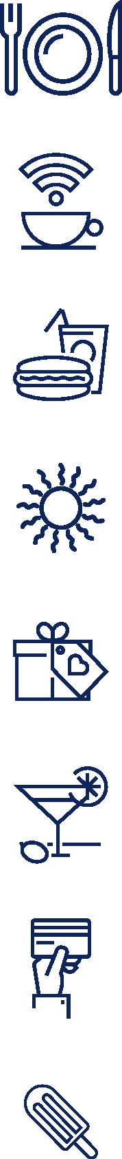Simbolos Serviços